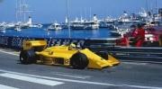 Lotus 99T 1st GP Monaco  1/43