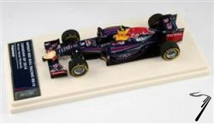 Red Bull RB10 - 1er GP du Canada  1/43