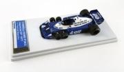 Tyrrell P34/2 3ème GP Japon  1/43