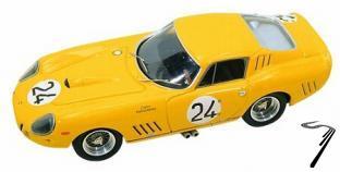 Ferrari 275 GTB/c  Targa Florio  1/43
