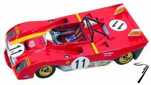 Ferrari 312PB Sport  1000km Monza  1/43