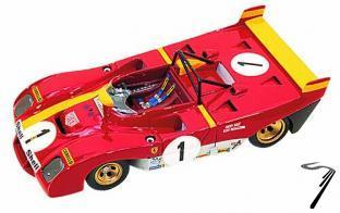 Ferrari 312PB 1000Km Buenos Aires  1/43
