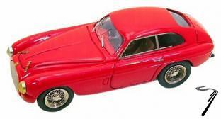 Ferrari 166 MM MM 1/43