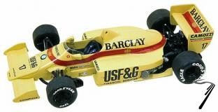 Arrows A8b BMW Brazilian G.P.  1/43