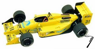 Coloni CF188 COSWORTH Monaco G.P.  1/43