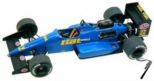 Divers RIAL ARC01 COSWORTH San Marino G.P.  1/43