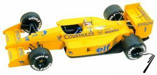 Lotus 100T HONDA British G.P.  1/43