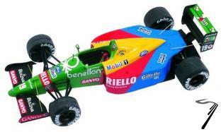 Benetton B189 FORD British G.P.  1/43