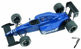 Tyrrell 18 COSWORTH Monaco G.P.  1/43