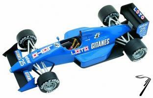Ligier JS33 COSWORTH Monaco G.P.  1/43