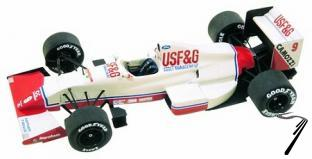 Arrows A11 COSWORTH Monaco G.P.  1/43
