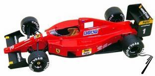 Ferrari 641  U.S.A. G.P.  1/43