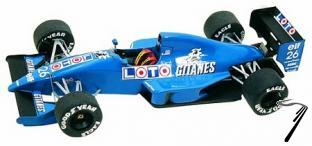 Ligier JS33b COSWORTH French G.P.  1/43