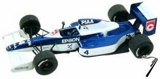 Tyrrell 19 COSWORTH Monaco G.P.  1/43