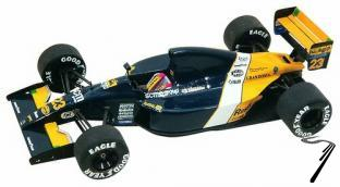 Minardi M191   U.S.A. G.P.  1/43