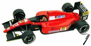 Ferrari 643   French G.P.  1/43