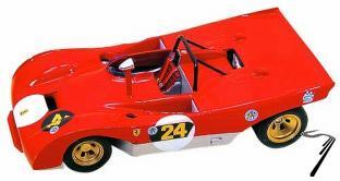 Ferrari 312 P Sport  1000Km Buenos Aires  1/43