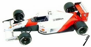 Mac Laren MP4/6 HONDA Japan G.P.  1/43