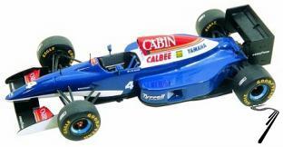 Tyrrell 020c YAMAHA South African G.P.  1/43