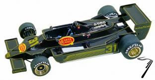 Lotus 79 FORD Brazilian G.P.  1/43