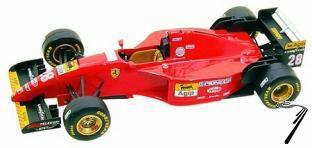 Ferrari 412T2  Brazilian G.P.  1/43