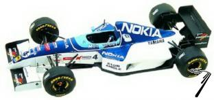 Tyrrell 23 YAMAHA San Marino G.P.  1/43