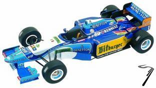 Benetton B195 RENAULT Spanish G.P.  1/43