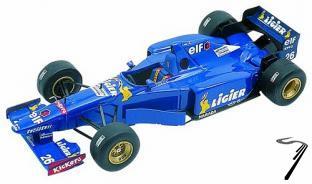 Ligier Js41 MUGEN HONDA Argentine G.P.  1/43