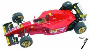Ferrari 412T2  Canadian G.P:  1/43