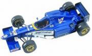 Ligier JS43 Mugen Honda 1er GP Monaco  1/43