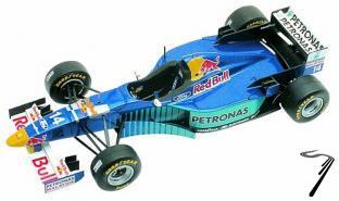 Sauber C15 FORD Monaco G.P.  1/43