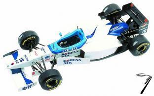 Tyrrell 24 YAMAHA Argentine G.P.  1/43