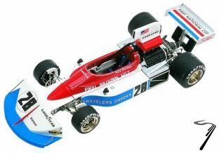 March 751 PENSKE FORD German G.P.  1/43