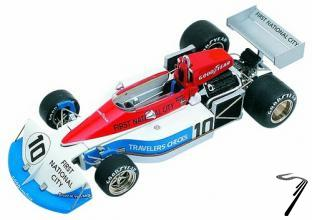 March 761 FORD Italian G.P.  1/43