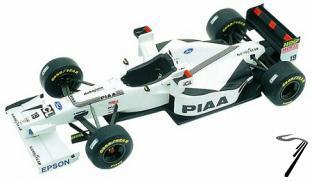 Tyrrell 25 FORD Argentine G.P.  1/43