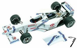Stewart SF1 FORD Monaco G.P.  1/43