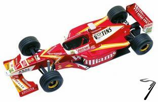 Williams FW20 MECACHROME Australian G.P.  1/43
