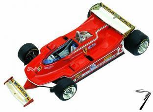 Ferrari 312T5  Monaco G.P.  1/43