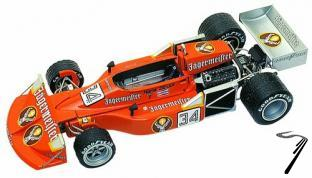 March 761 FORD German G.P.  1/43