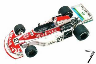March 761 FORD Williams Dutch G.P.  1/43