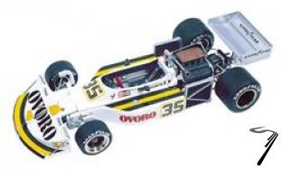March 761 FORD Sweden G.P.  1/43