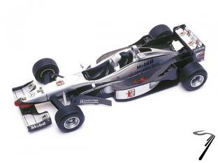 Mac Laren MP4-98T FO110G MERCEDES Biplace British G.P.  1/43