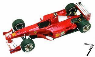 Ferrari F1 2000  Australian G.P.  1/43