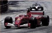 Ferrari F2001  Monaco G.P.  1/43