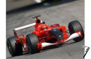 Ferrari F2001  Italian G.P.  1/43