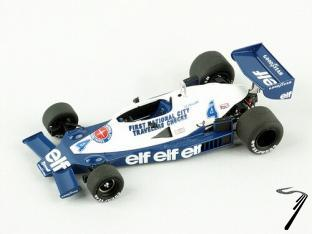 Tyrrell 8 FORD Monaco G.P.  1/43