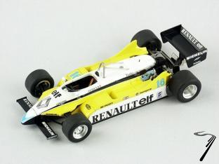 Renault TURBO RE30B   Italian G.P.  1/43