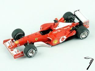 Ferrari F2002  San Marino G.P.  1/43