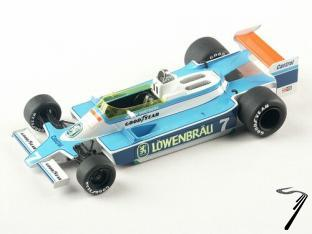 Mac Laren M28 FORD USA West GP  1/43