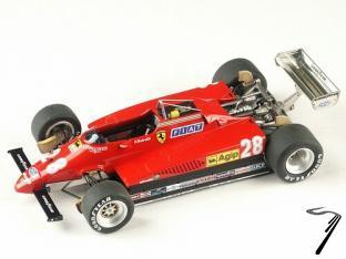Ferrari 126 C2  Italian G.P.  1/43